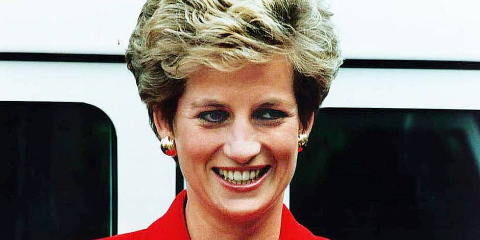 HRH Princess Diana pictured at Kensington Palace today (04.10.94) attending the launch of the East Africa Odyssey Expedition which will involve members of her own royal regiment, the 1st Battalion The Princess of Wales', of which she is colonel-