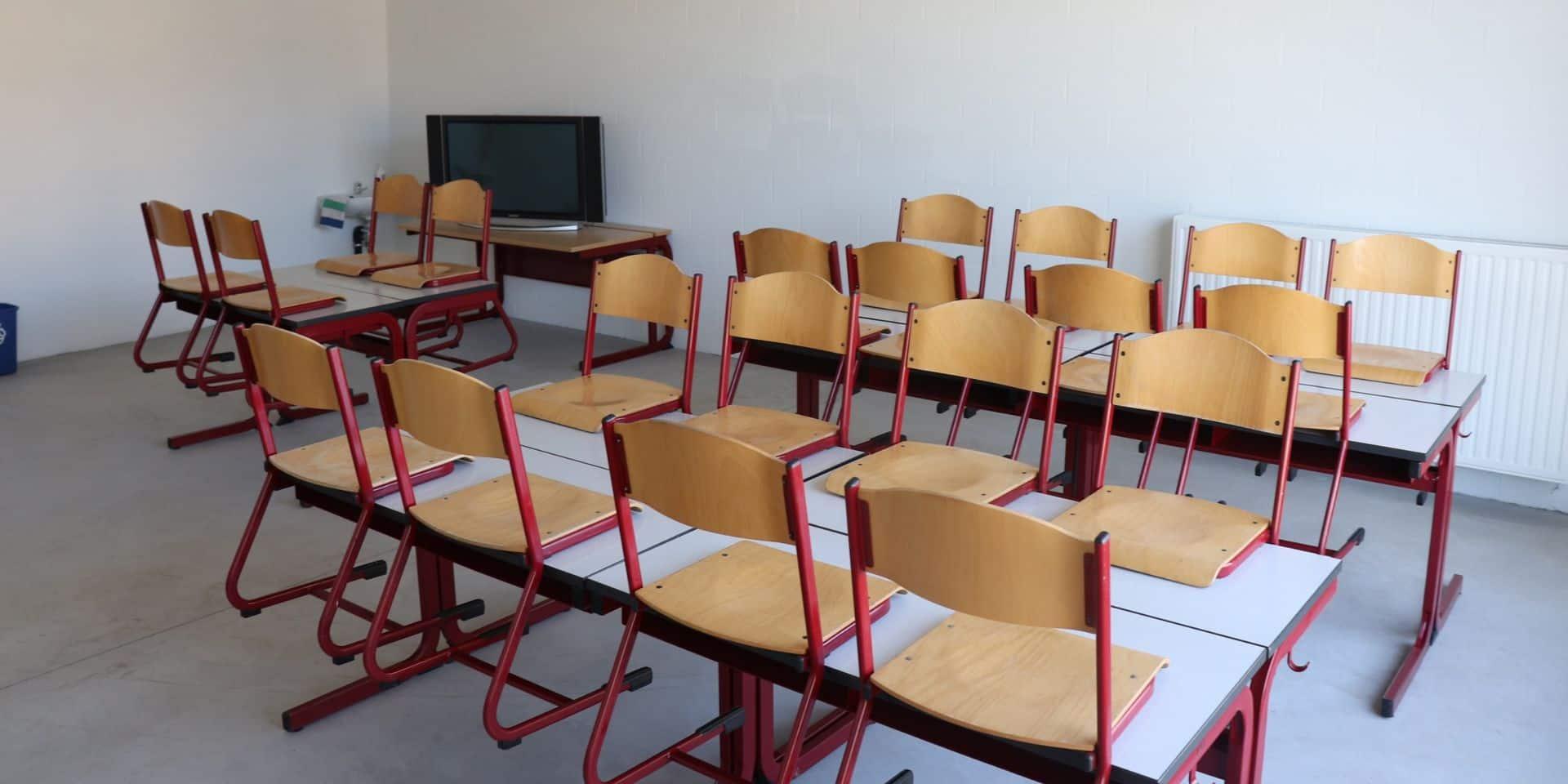 Chapelle-lez-Herlaimont: 2 millions d'euros de subsides pour l'école basse énergie