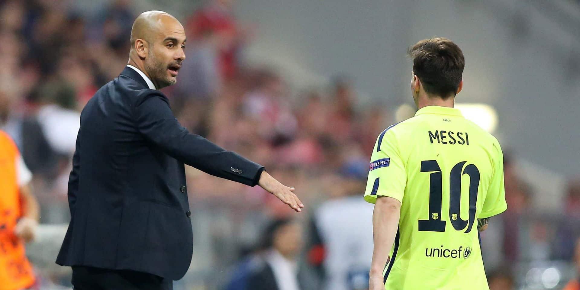 Rebondissement dans la saga Messi: Manchester City se heurte à une grosse difficulté
