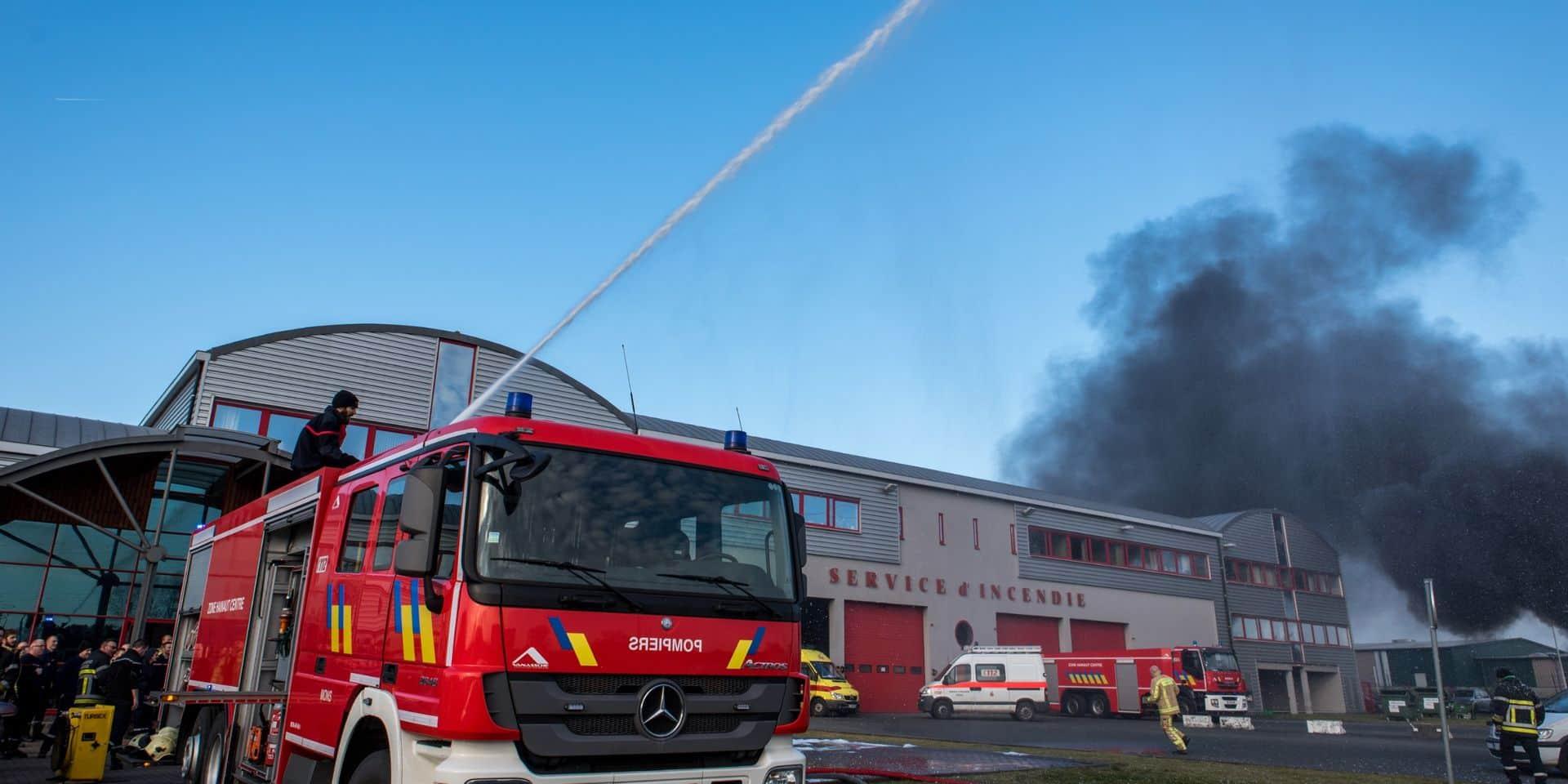 Zone de secours Hainaut-Centre: Les syndicats espèrent repartir sur de bonnes bases