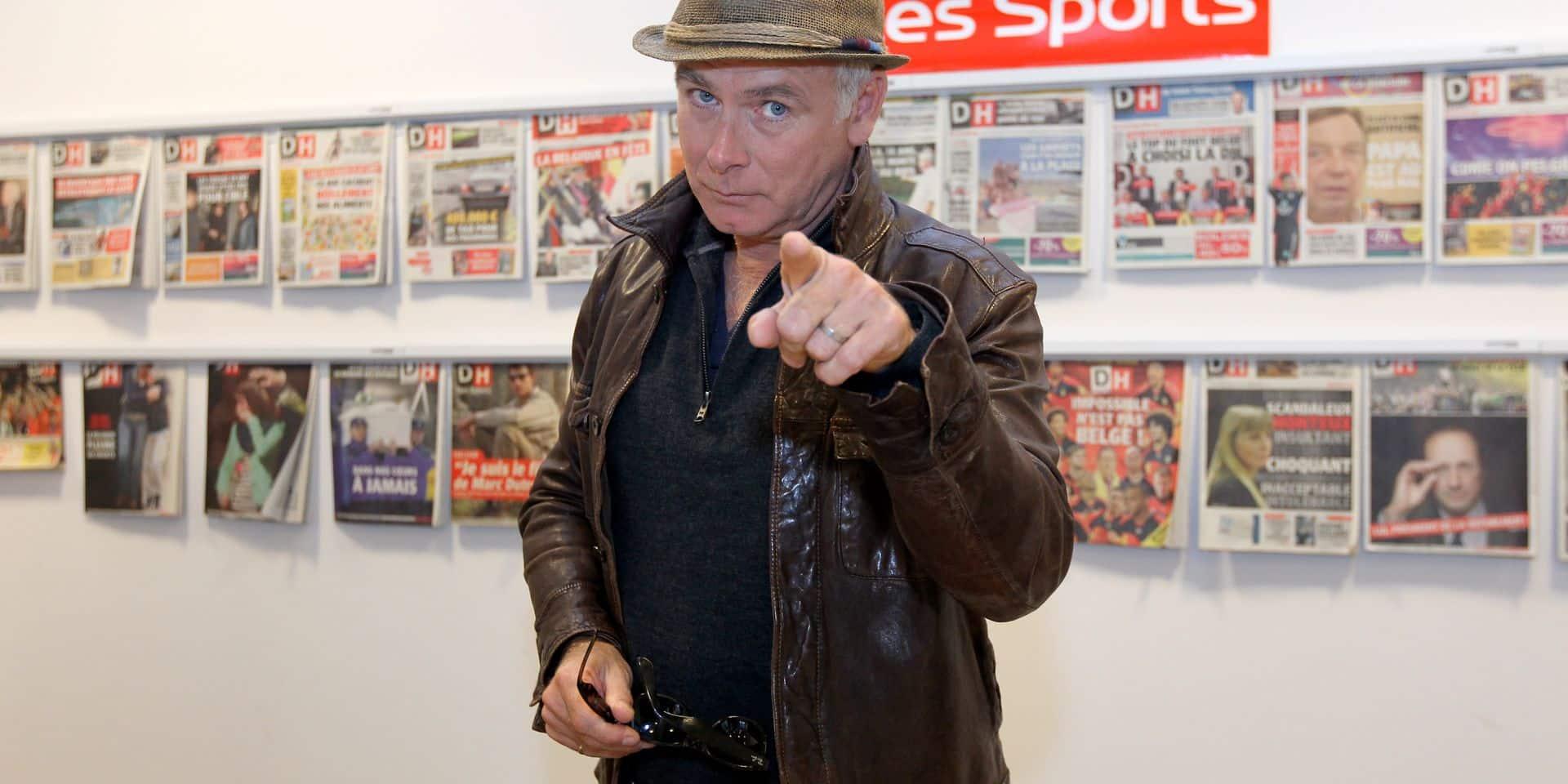 "Franck Dubosc: ""J'ai toujours eu honte de mon père"""
