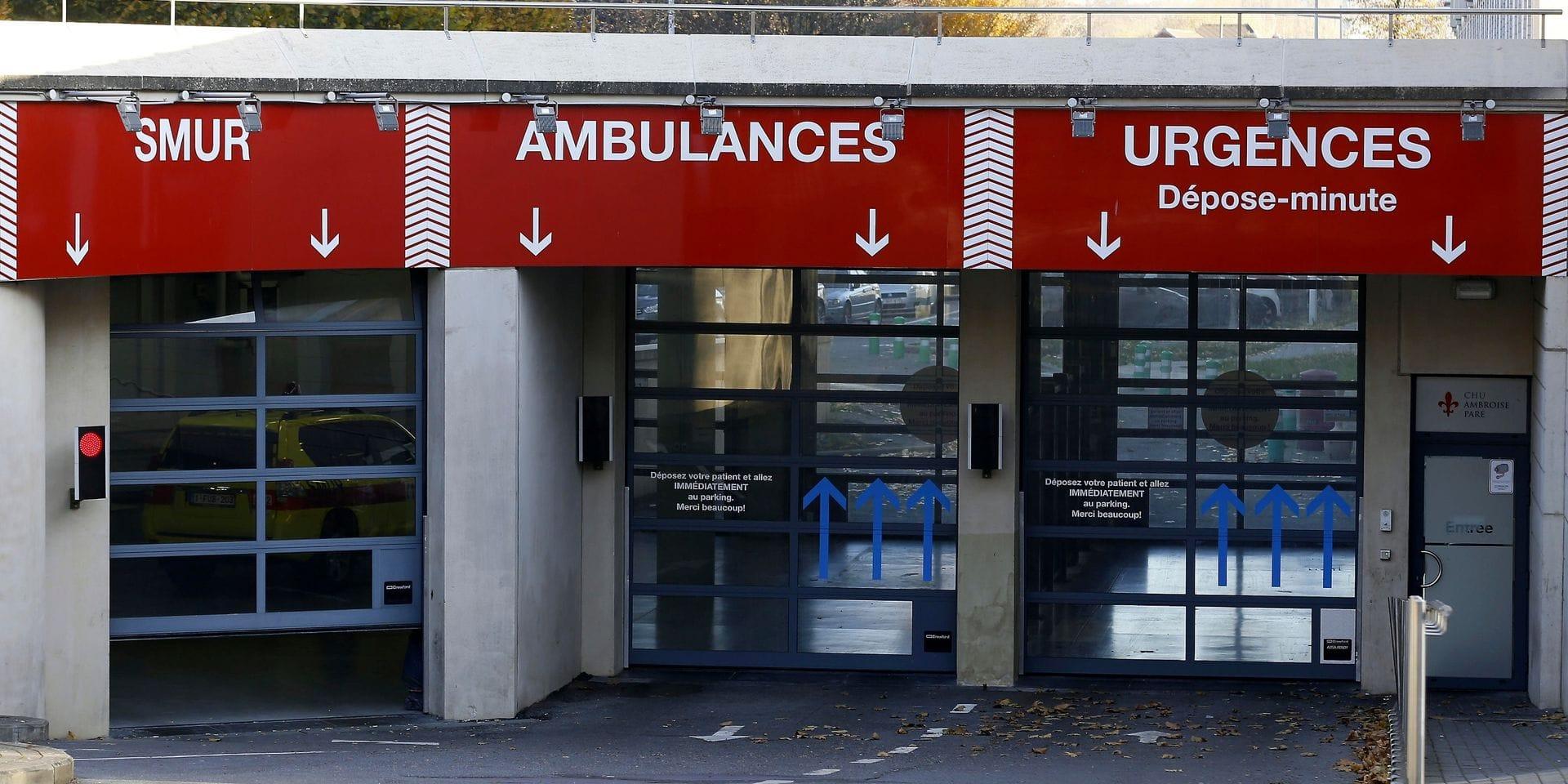 Mons: Le CHU Ambroise-Paré reste en alerte