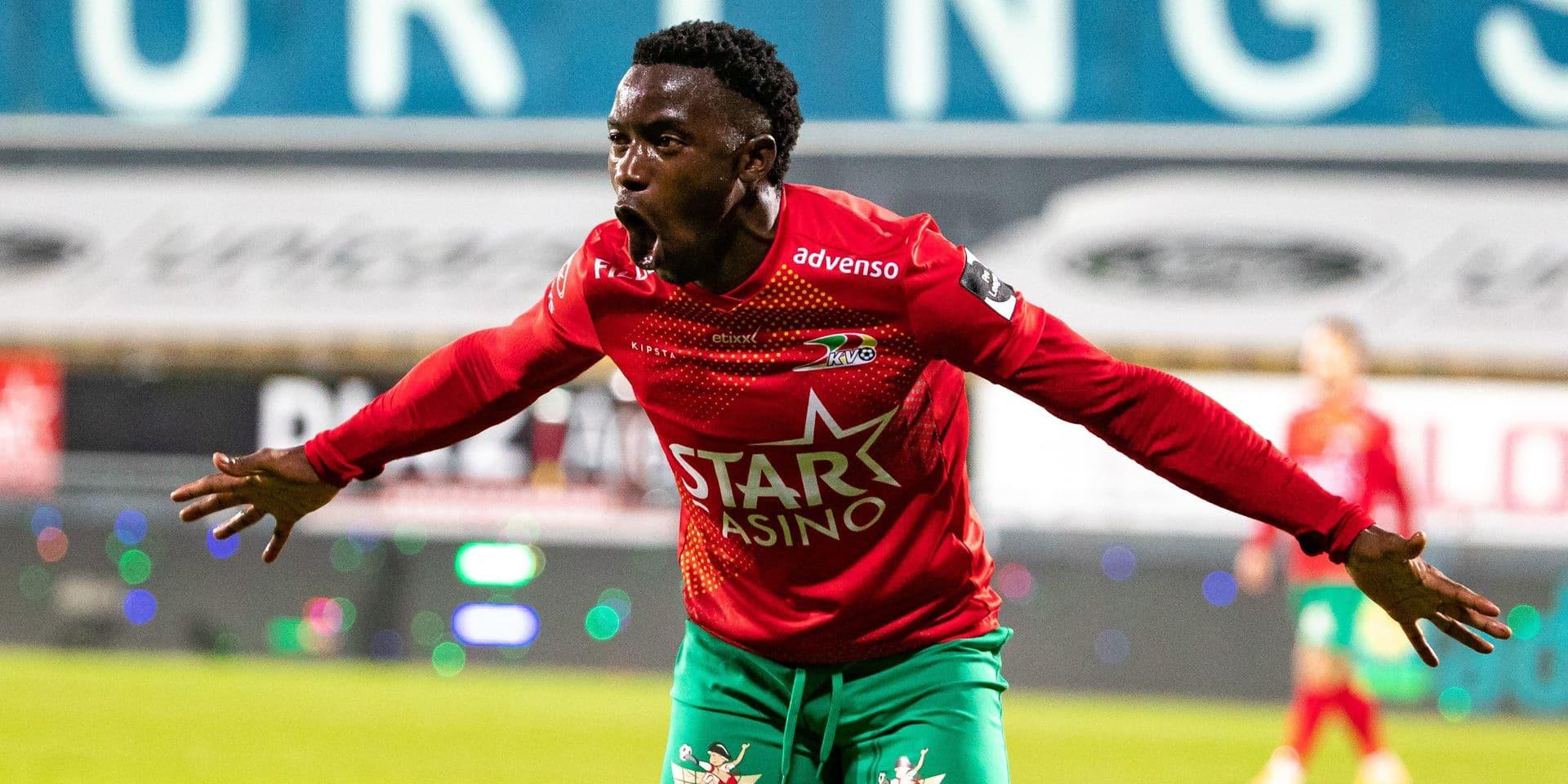 Fashion Sakala quittera Ostende pour les Rangers