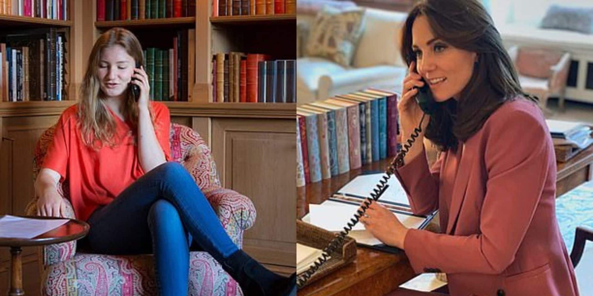 Quand la princesse Elisabeth est comparée à Kate Middleton