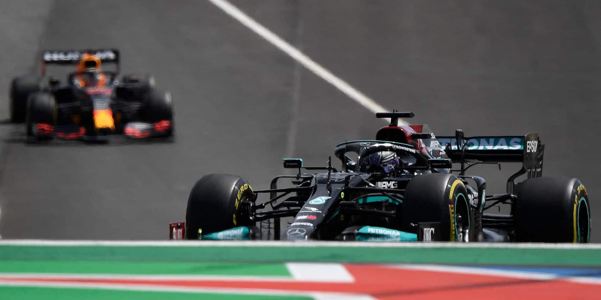 GP du Portugal: Hamilton s'impose devant Verstappen et Bottas !