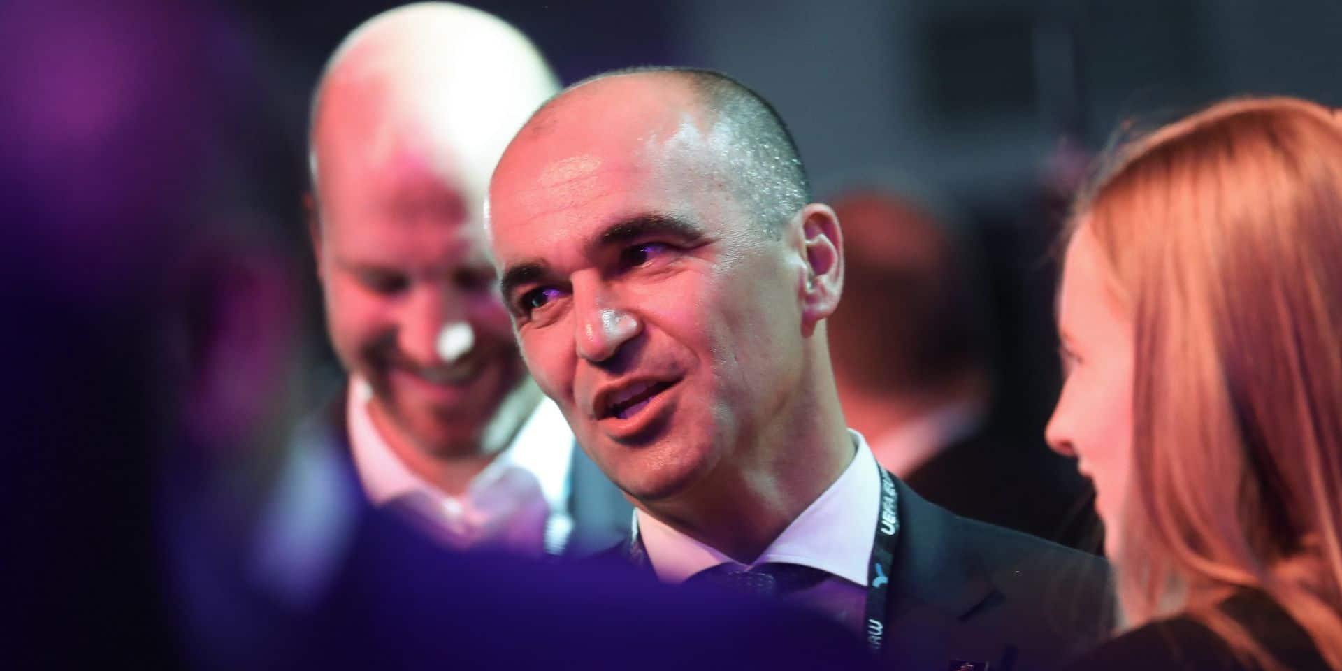 Martínez envisage d'affronter le Portugal et la Croatie... au Qatar, en mars