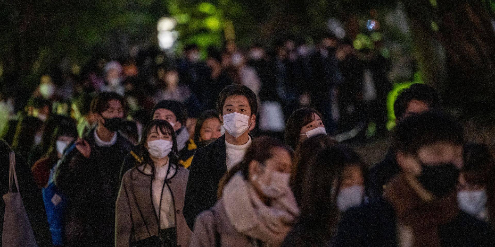 Le Japon ferme ses frontières aux étrangers jusque fin janvier