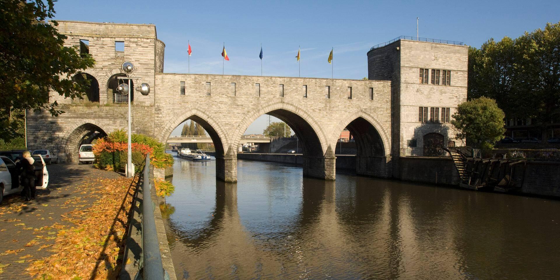Tournai : Réaction du collectif des défenseurs de l'image historique du pont des Trous