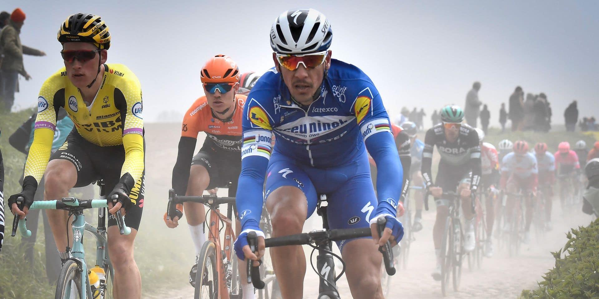 Paris-Roubaix reporté au 3 octobre, l'automne sera show