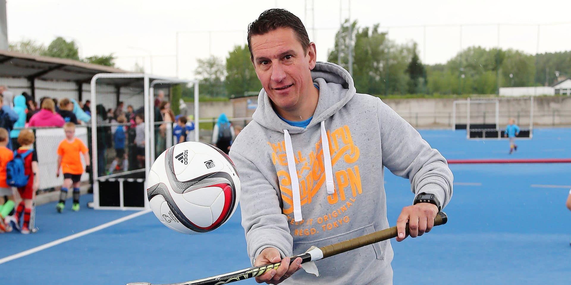 """Laurent Colemonts, patron des arbitres du hockey belge : """"Il faut sortir de cet esprit bon enfant"""""""