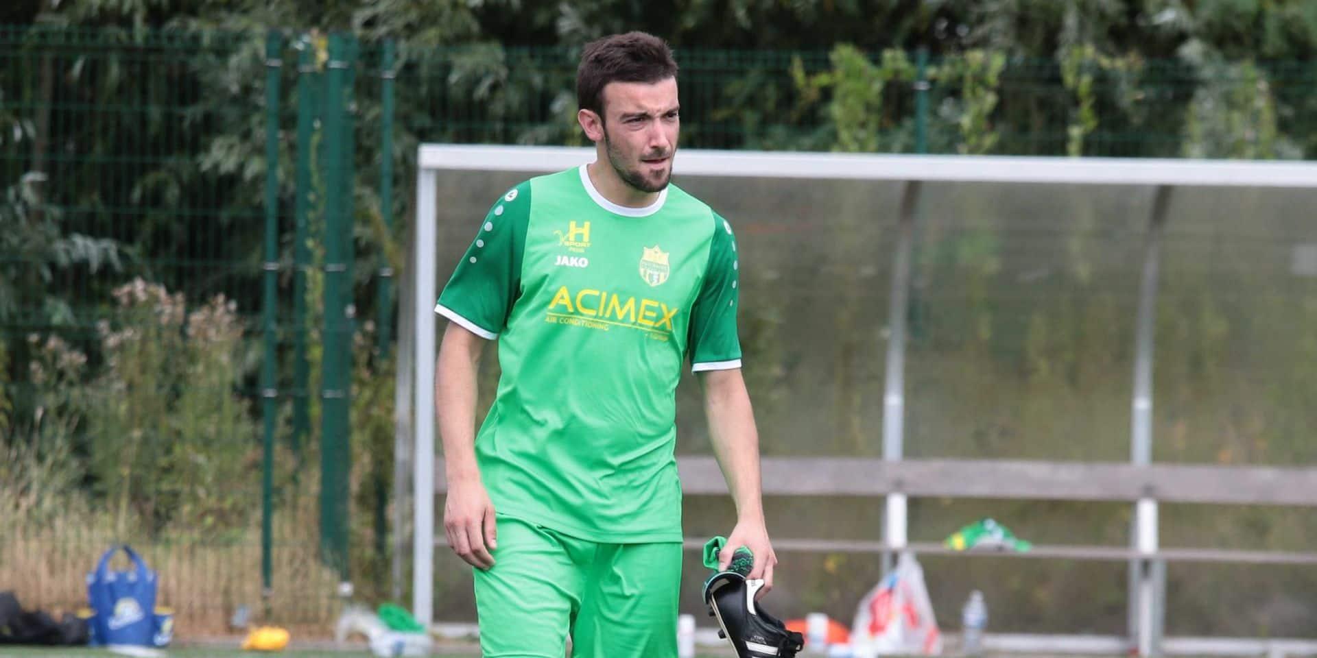 """Sixième saison au Standard Pâturages pour Fred Wiedig: """"Je suis resté pour atteindre l'objectif du club"""""""