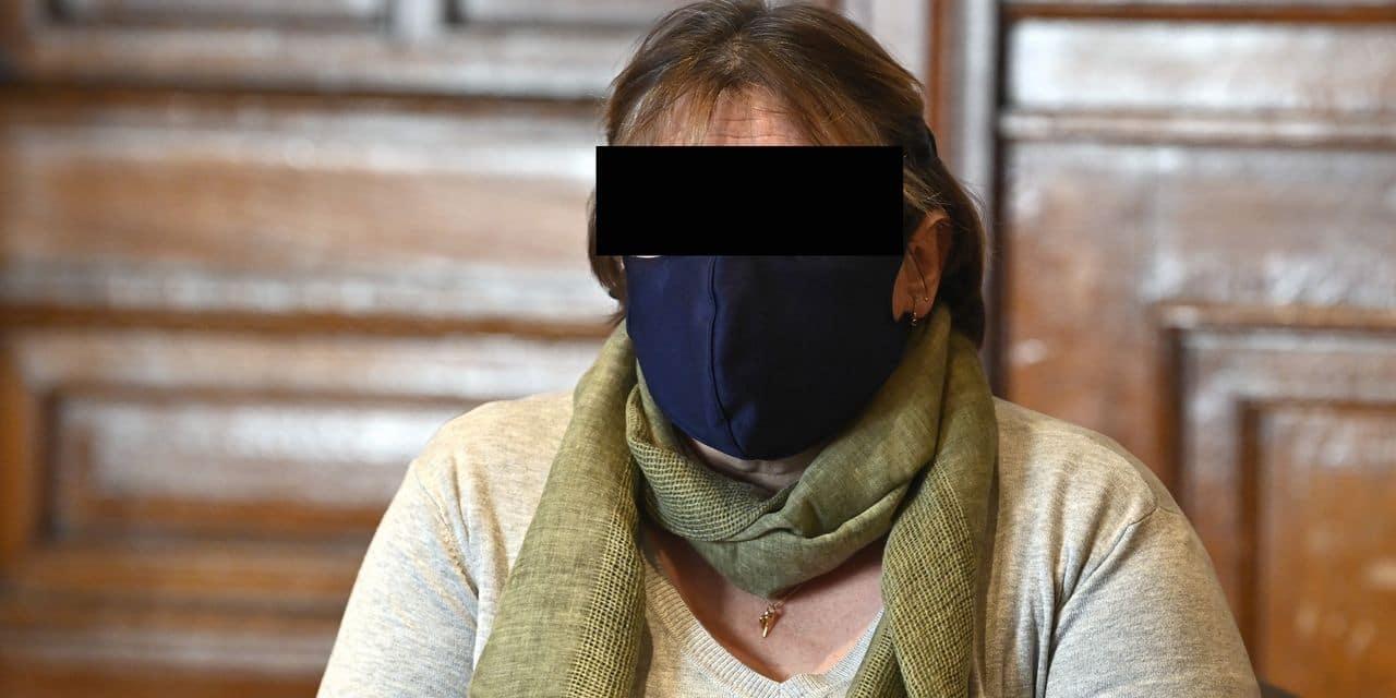 Assises de Namur : Linda Weber condamnée à 5 ans avec sursis pour le meurtre de Richard Piron - dh.be