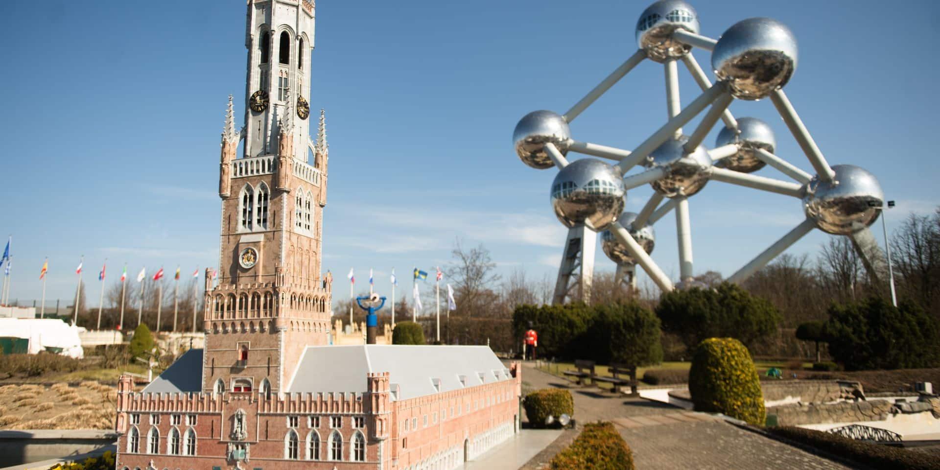 Bruxelles - Bruparck: Mini Europe entreprend la restauration de plusieurs de ses monuments