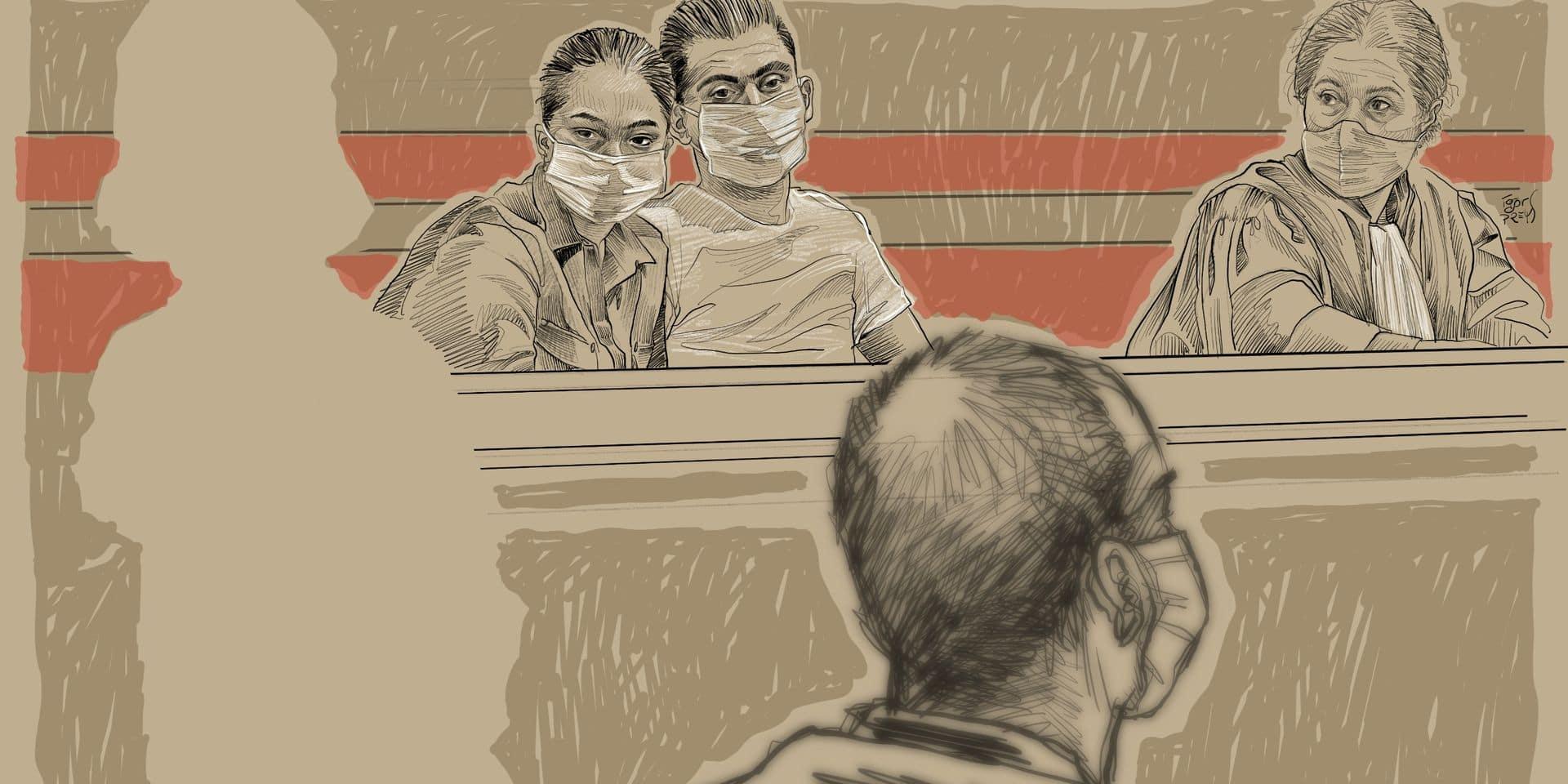 Affaire Mawda: l'avocat général requiert un an de prison avec sursis contre le policier et de lourdes peines contre les passeurs