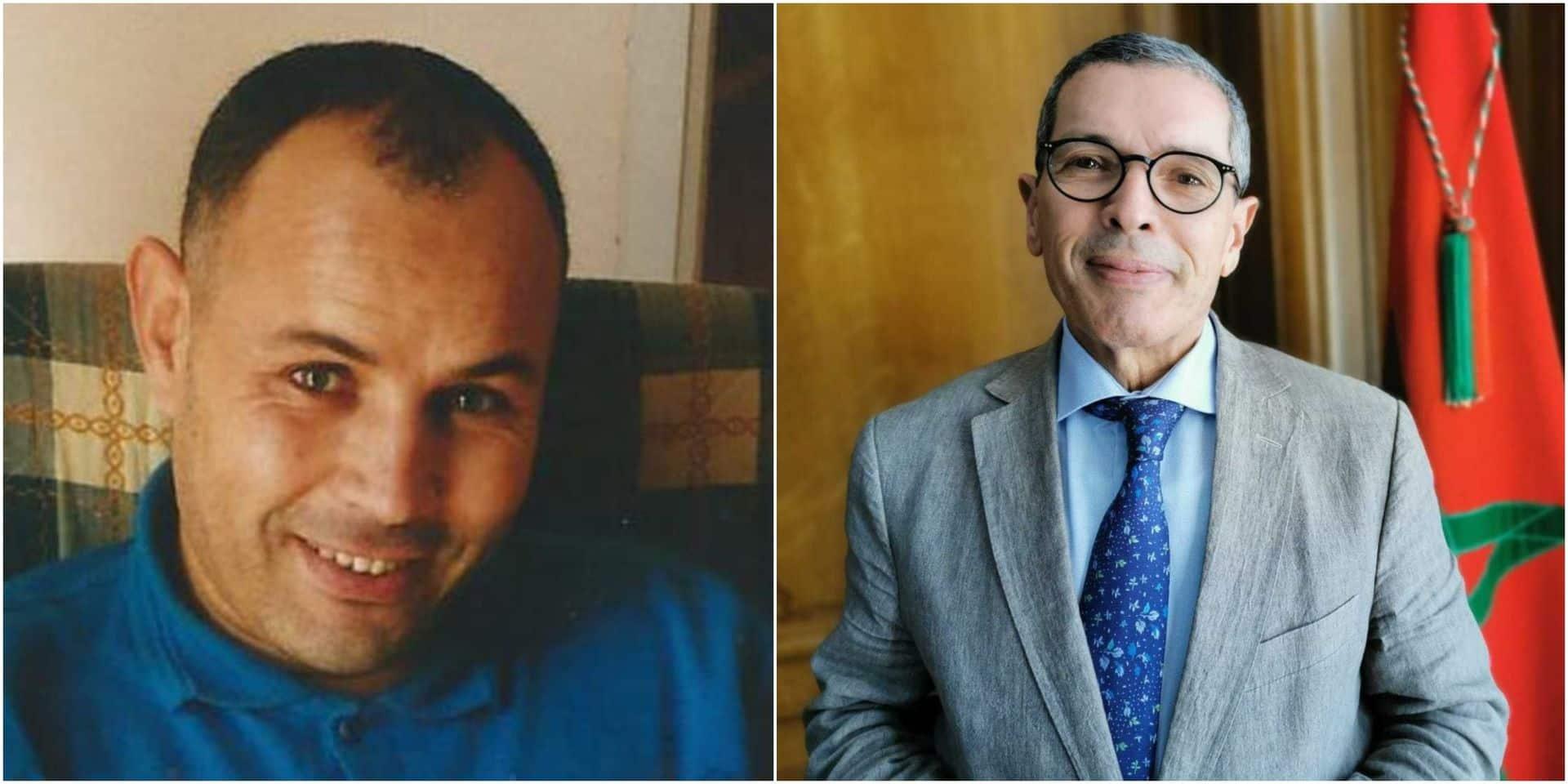 """L'ambassadeur du Maroc ne fera aucune fleur au """"manipulateur"""" Ali Aarrass: """"Il veut détourner l'attention des Belges de son parcours terroriste avéré"""""""