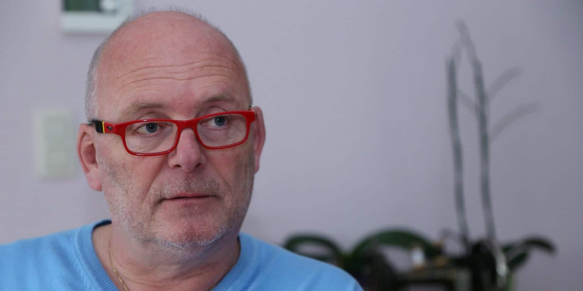 "Marcel Javaux: ""Ma femme est positive au coronavirus"""