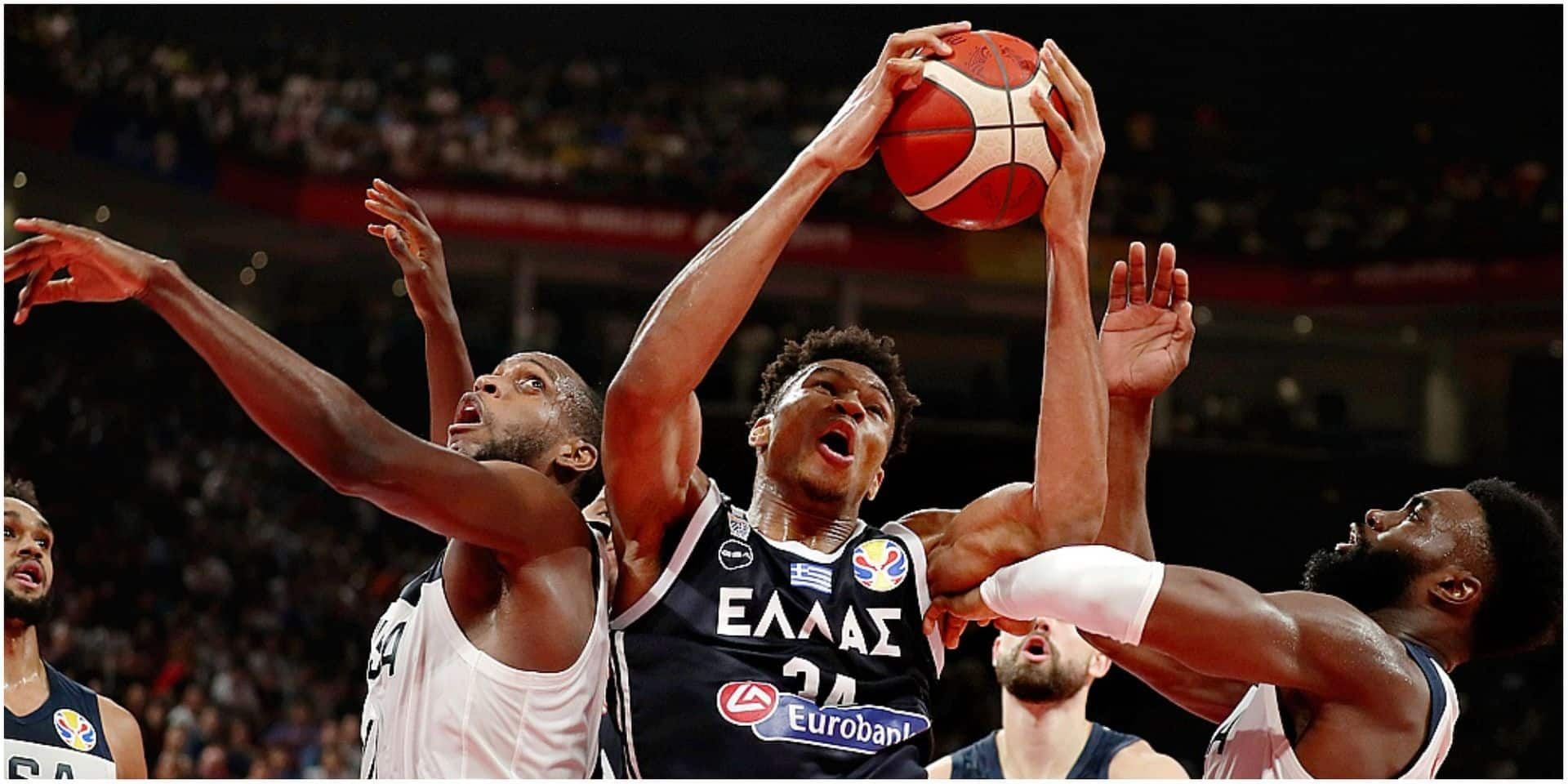 Mondial de basket: Un MVP au bord de l'élimination !