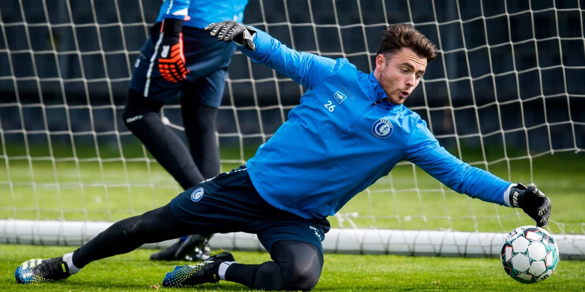 """Colin Coosemans rejoint Anderlecht : """"Je suis très fier de pouvoir jouer ici"""""""