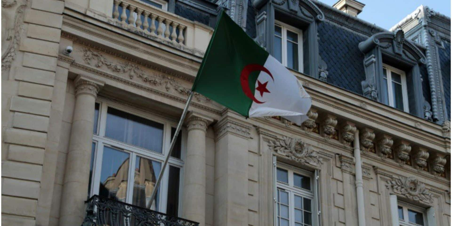 Alger rappelle son ambassadeur en France
