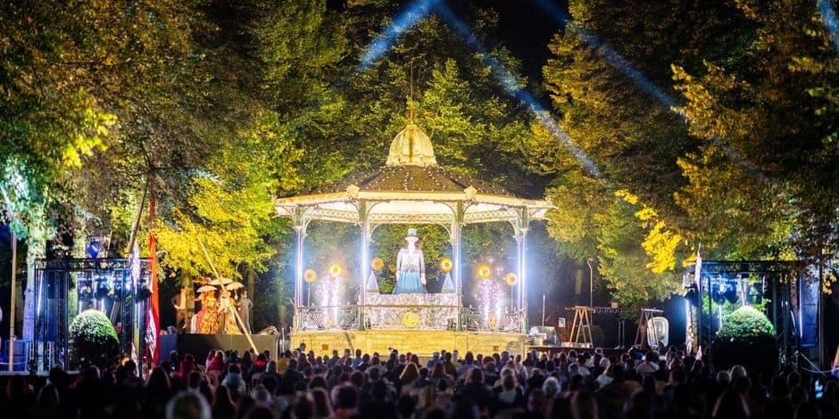 Les Folkloriales de Namur en juillet