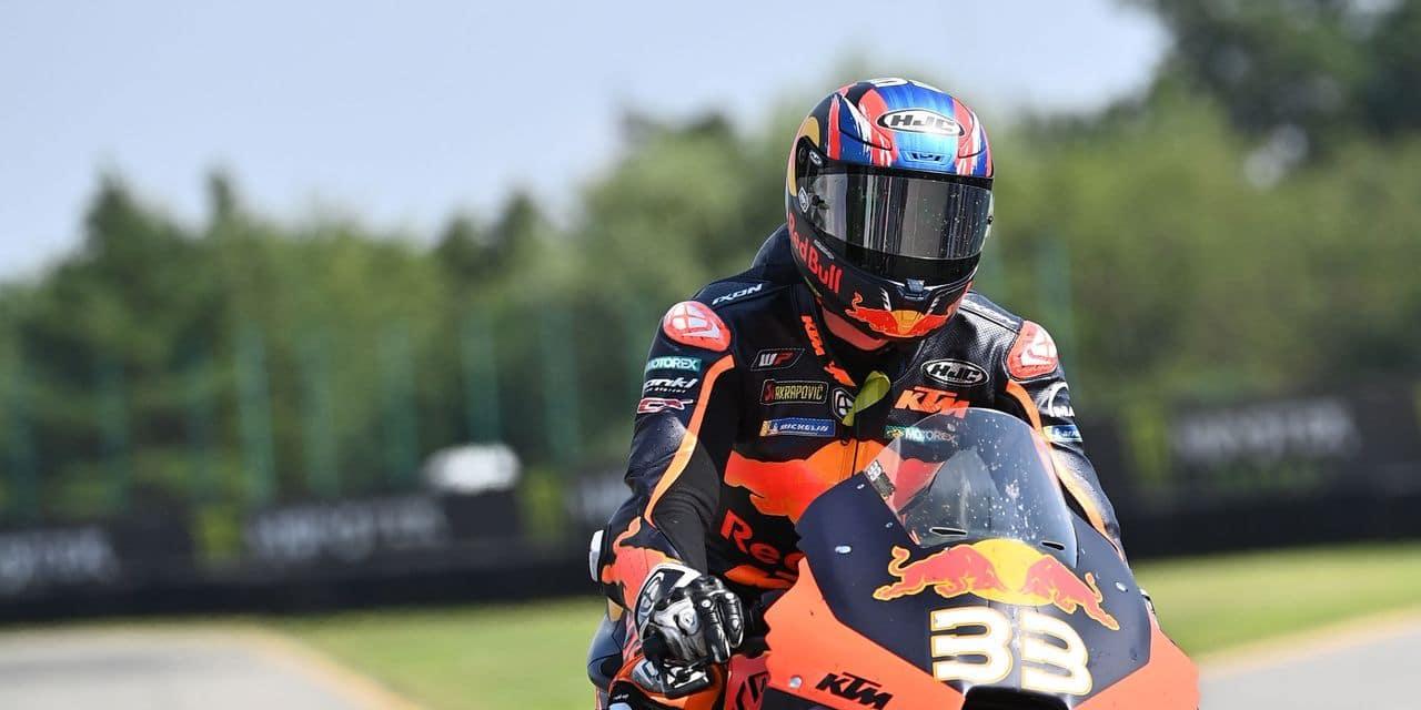 MotoGP: 1er succès pour Binder et KTM en République tchèque, Zarco 3e