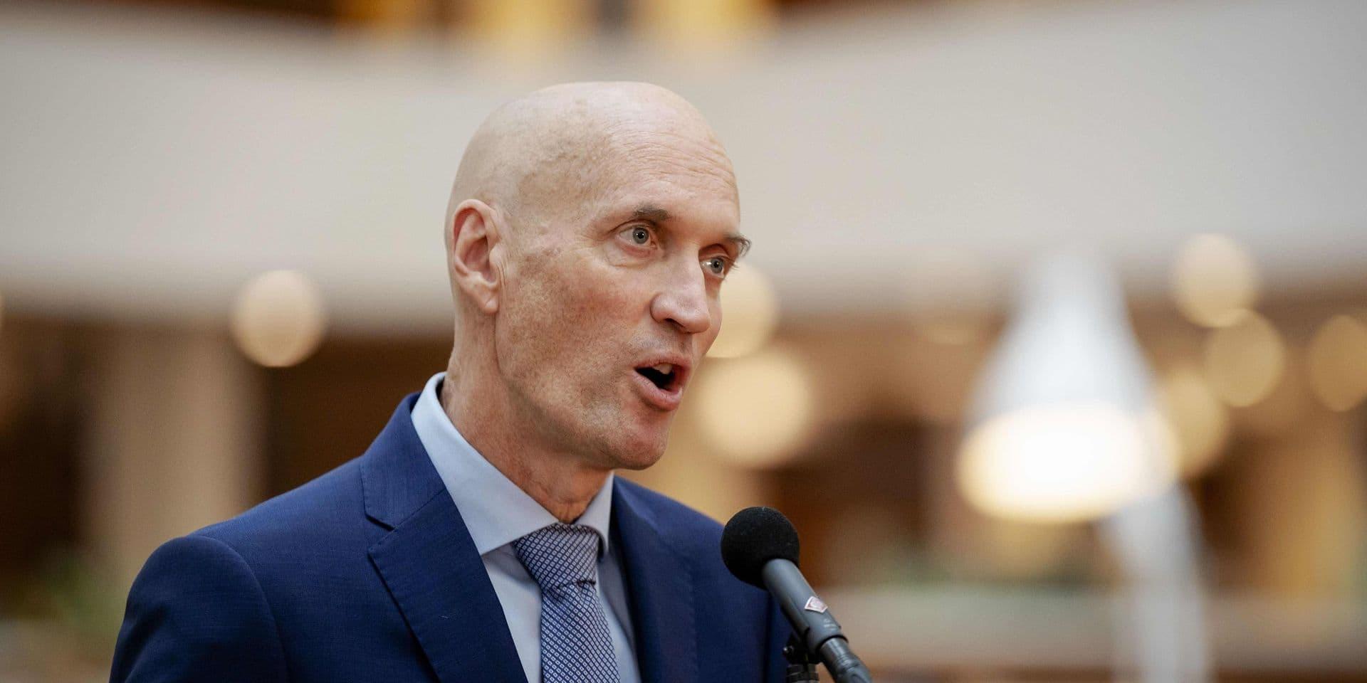 """Coronavirus: """"La Belgique a demandé aux Pays-Bas de prendre en charge des patients Covid"""""""