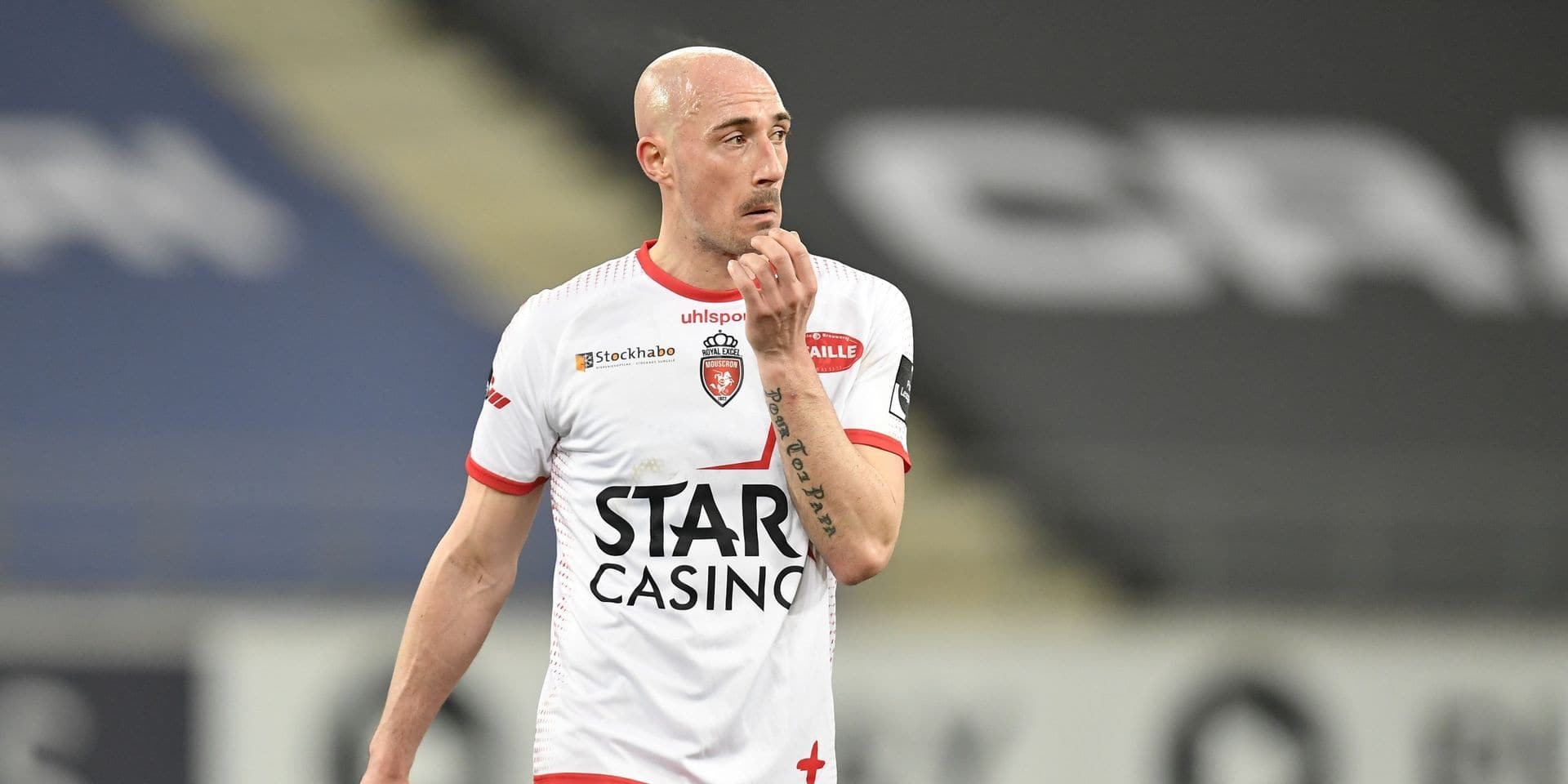 Trois tests pour l'Excel Mouscron face à Aalbeke, l'entraîneur des gardiens pas encore désigné