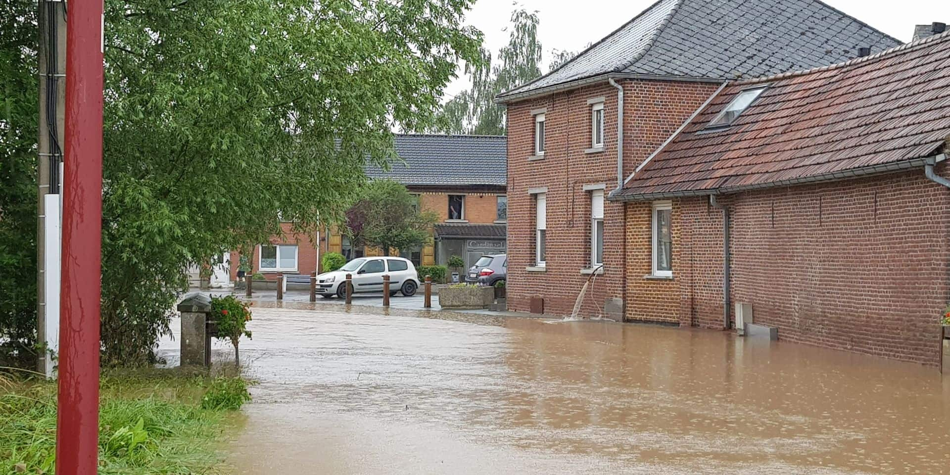 Inondations à Marcq: la société Infrabel mise en cause!