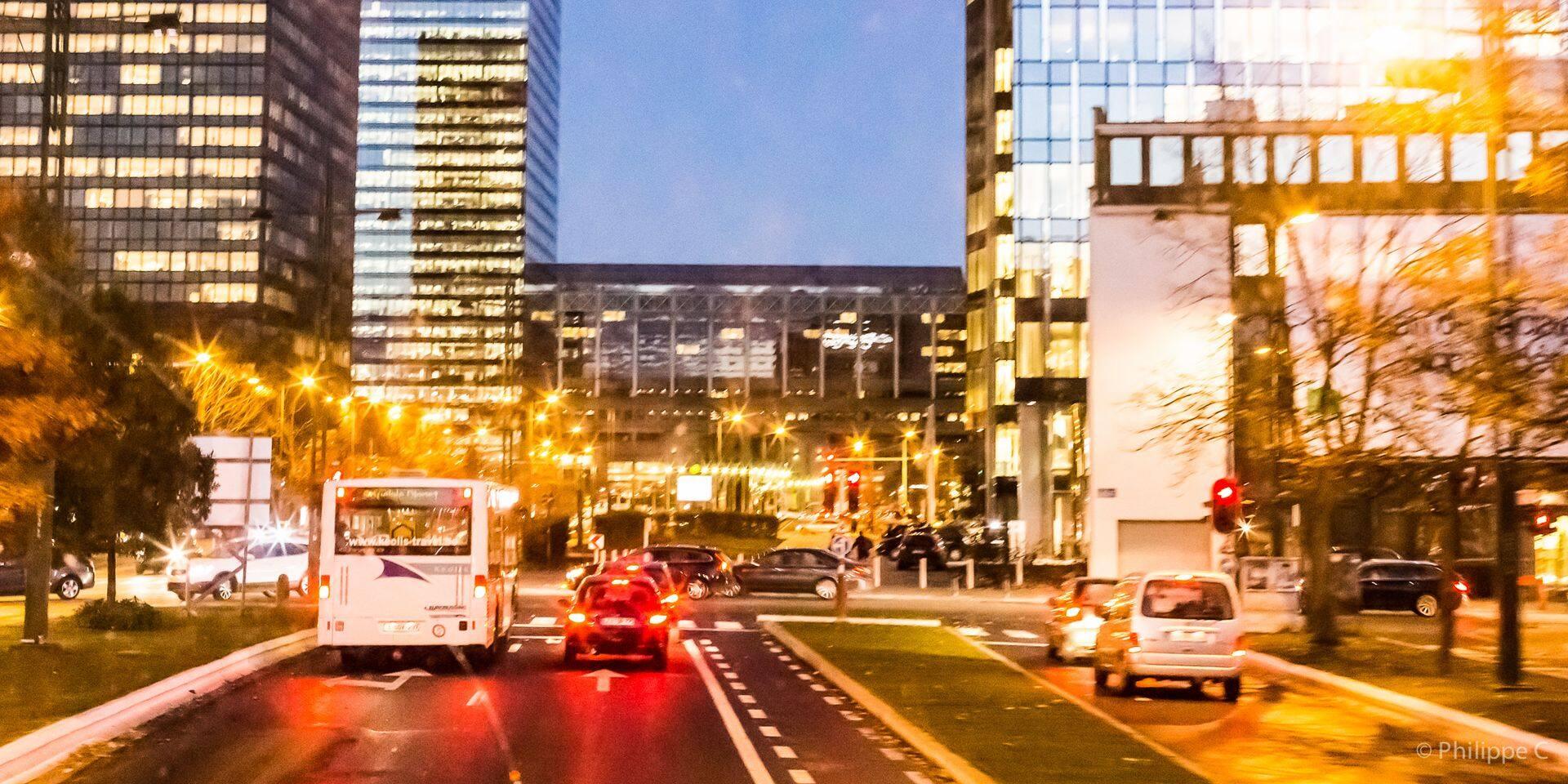 Semaine de la mobilité : Touring fustige la politique de circulation bruxelloise