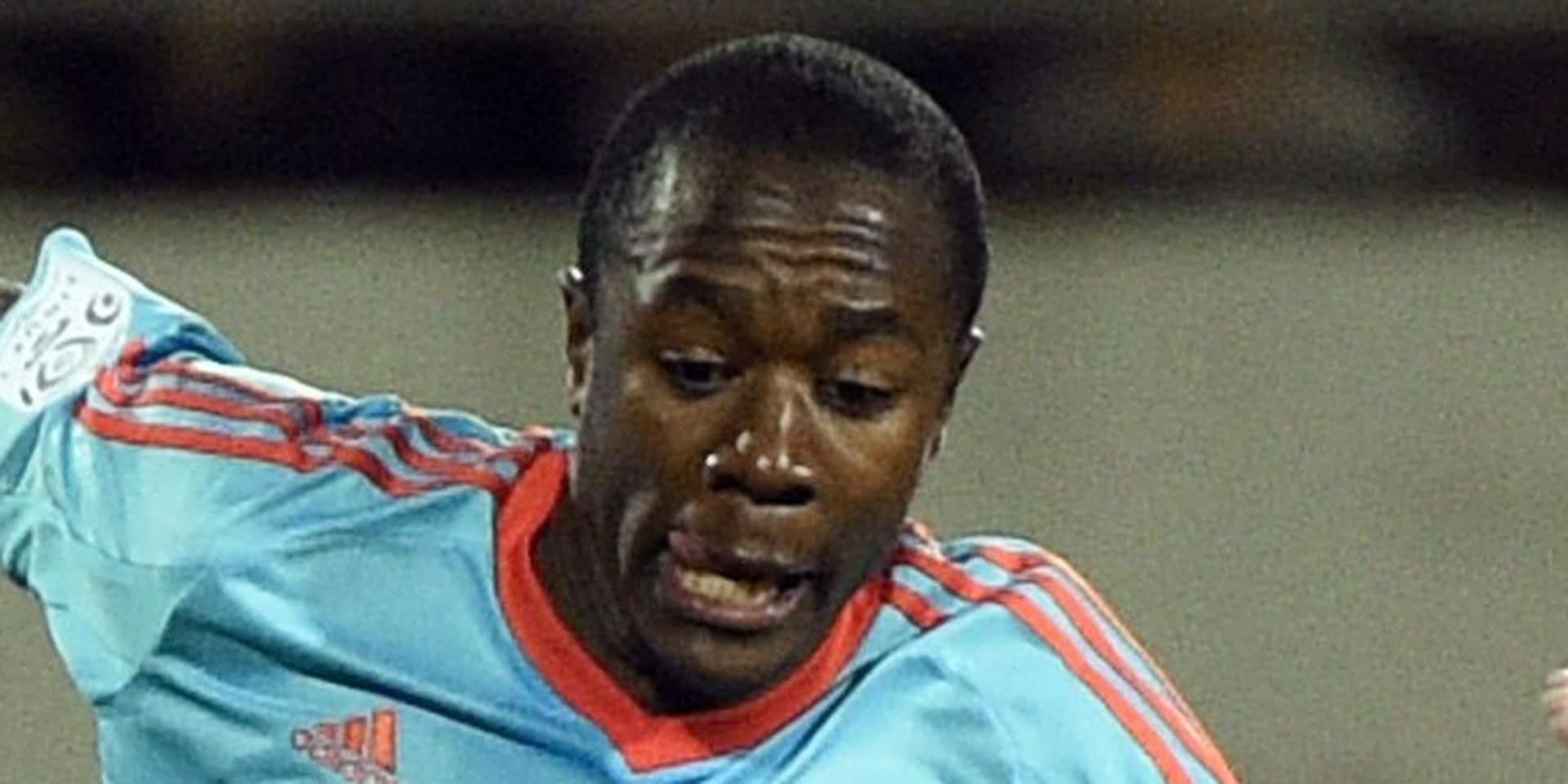 Le milieu de terrain belge d'origine congolaise Giannelli Imbula mis à la porte par Stoke City