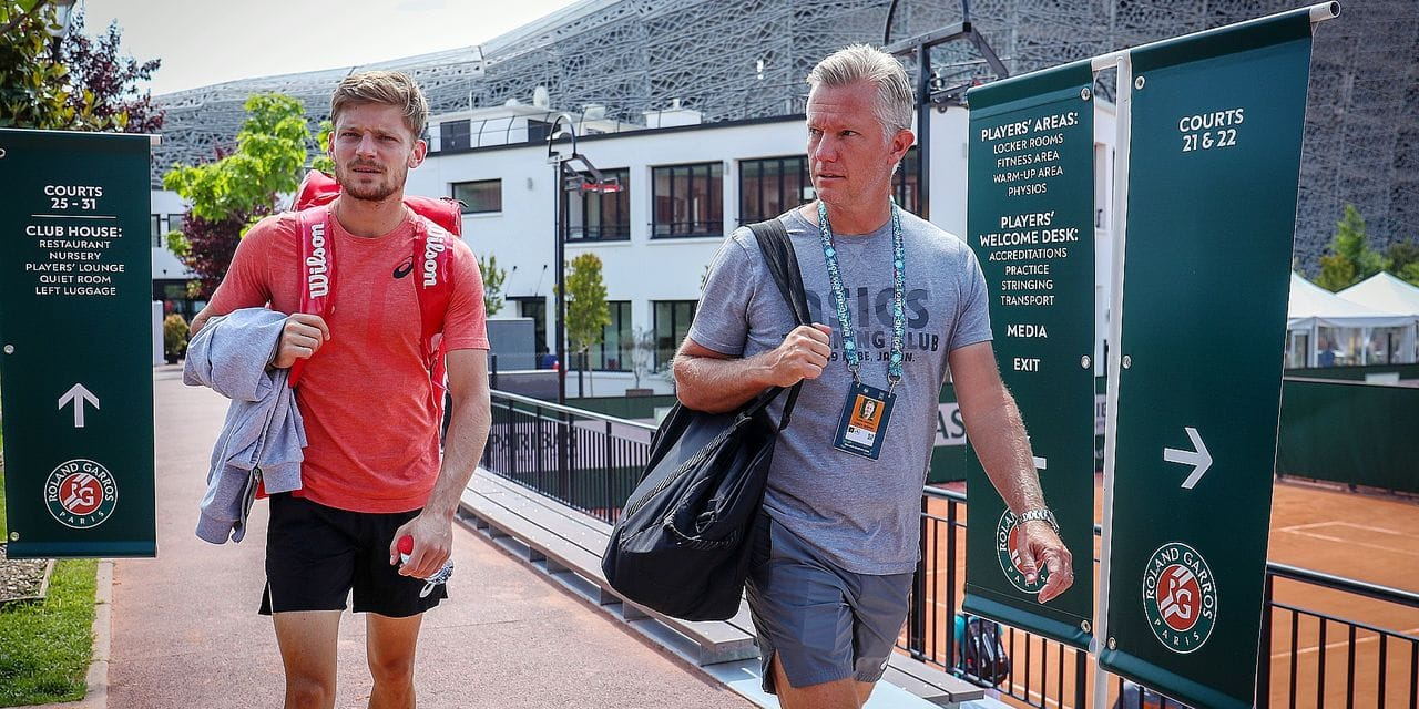 "Thomas Johansson, coach de David Goffin : ""En 2009, j'étais dans le box de Söderling"""