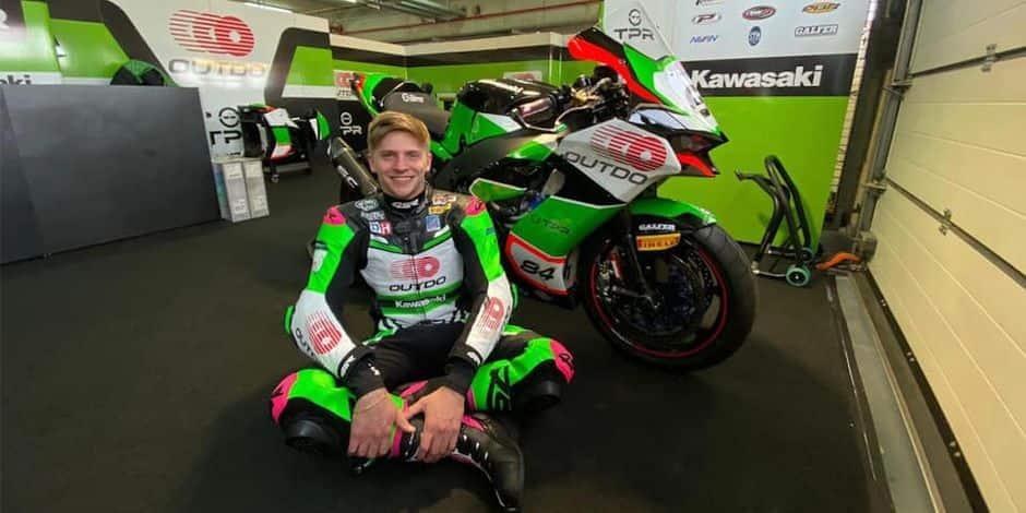 """Loris Cresson va faire ses grands débuts en Superbike : """"La première étape de quelque chose de bien"""""""