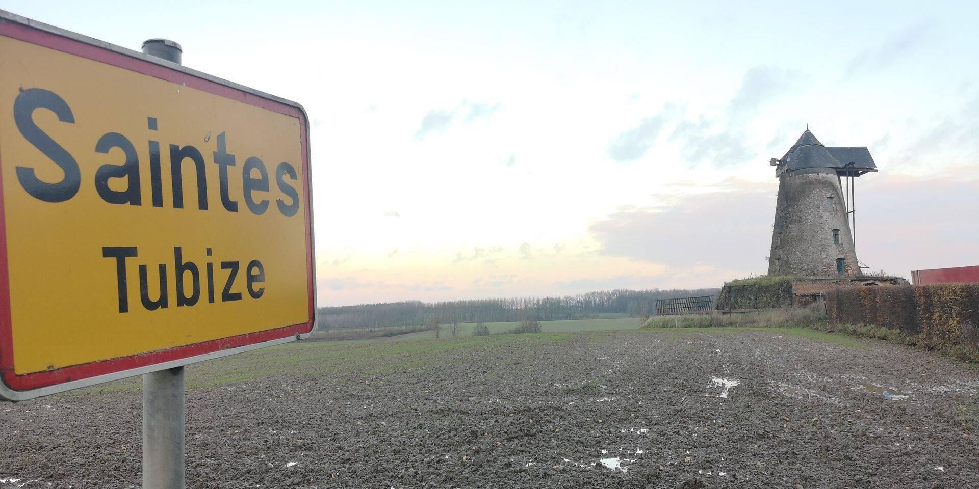 Tubize: un million et demi d'euros pour rénover le moulin de Saintes
