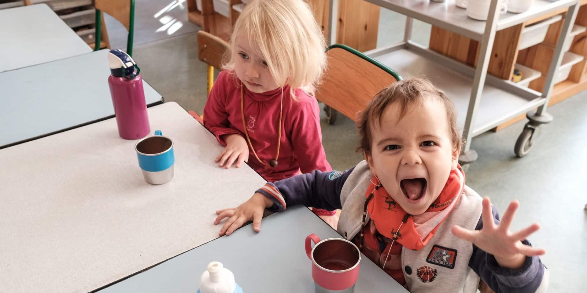 Des yaourts 100% locaux dans les écoles et plaines de jeux douroises
