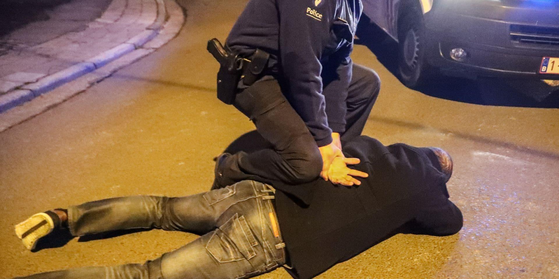 Borinage: plusieurs personnes ivres arrêtées pour leur comportement violent