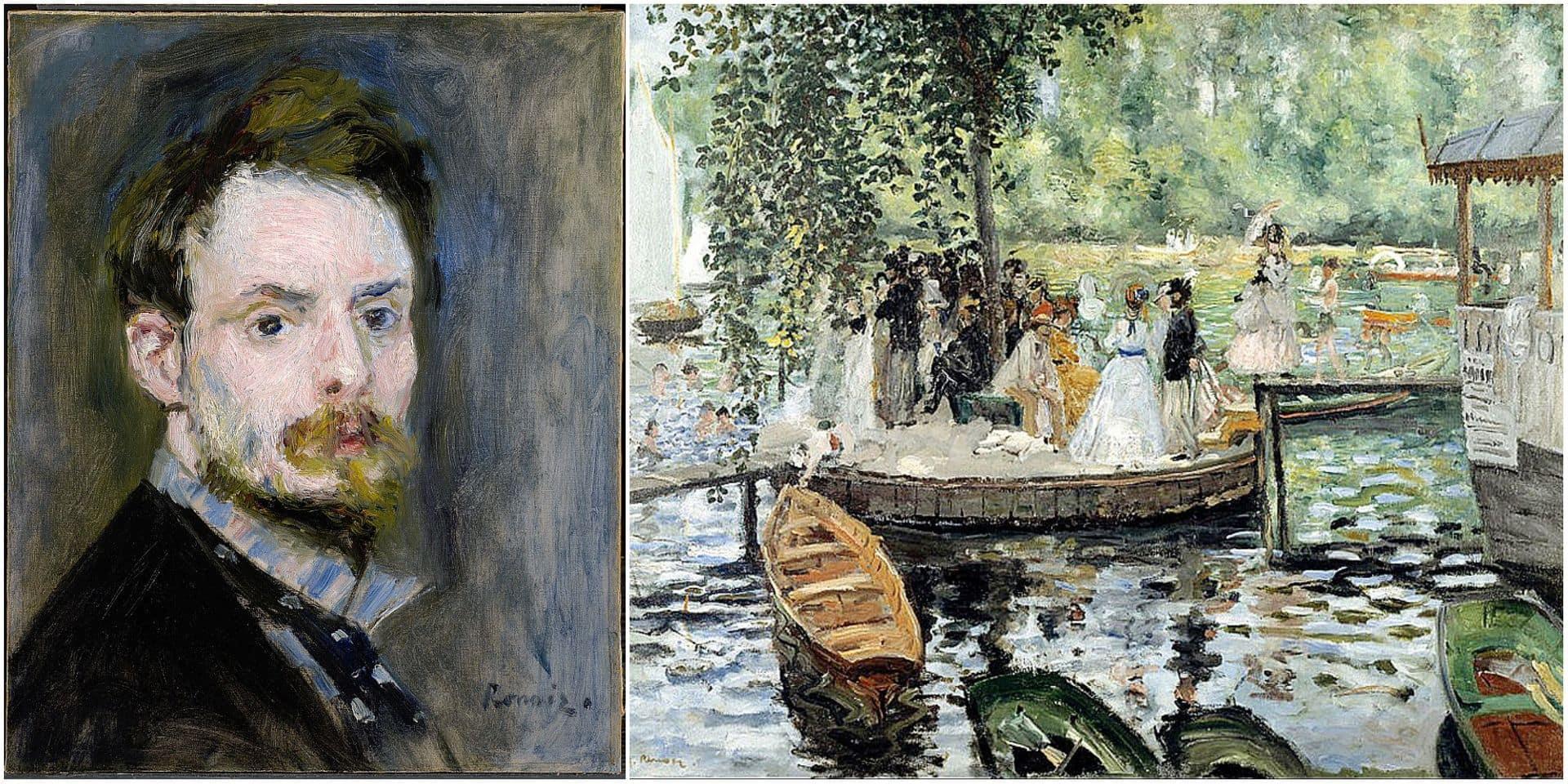 Renoir, le peintre impressionniste aux quatre mille toiles