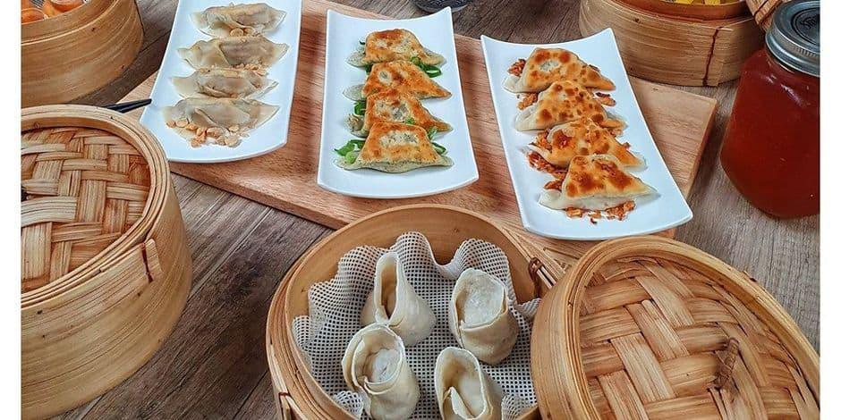 Le resto de la semaine : Dim Yum à Ixelles, le laboratoire du dumpling