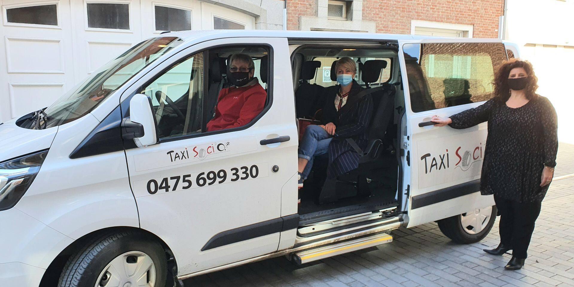 Grâce à l'ALE de Tournai, les problèmes de transport ne constitueront pas un frein à la vaccination !