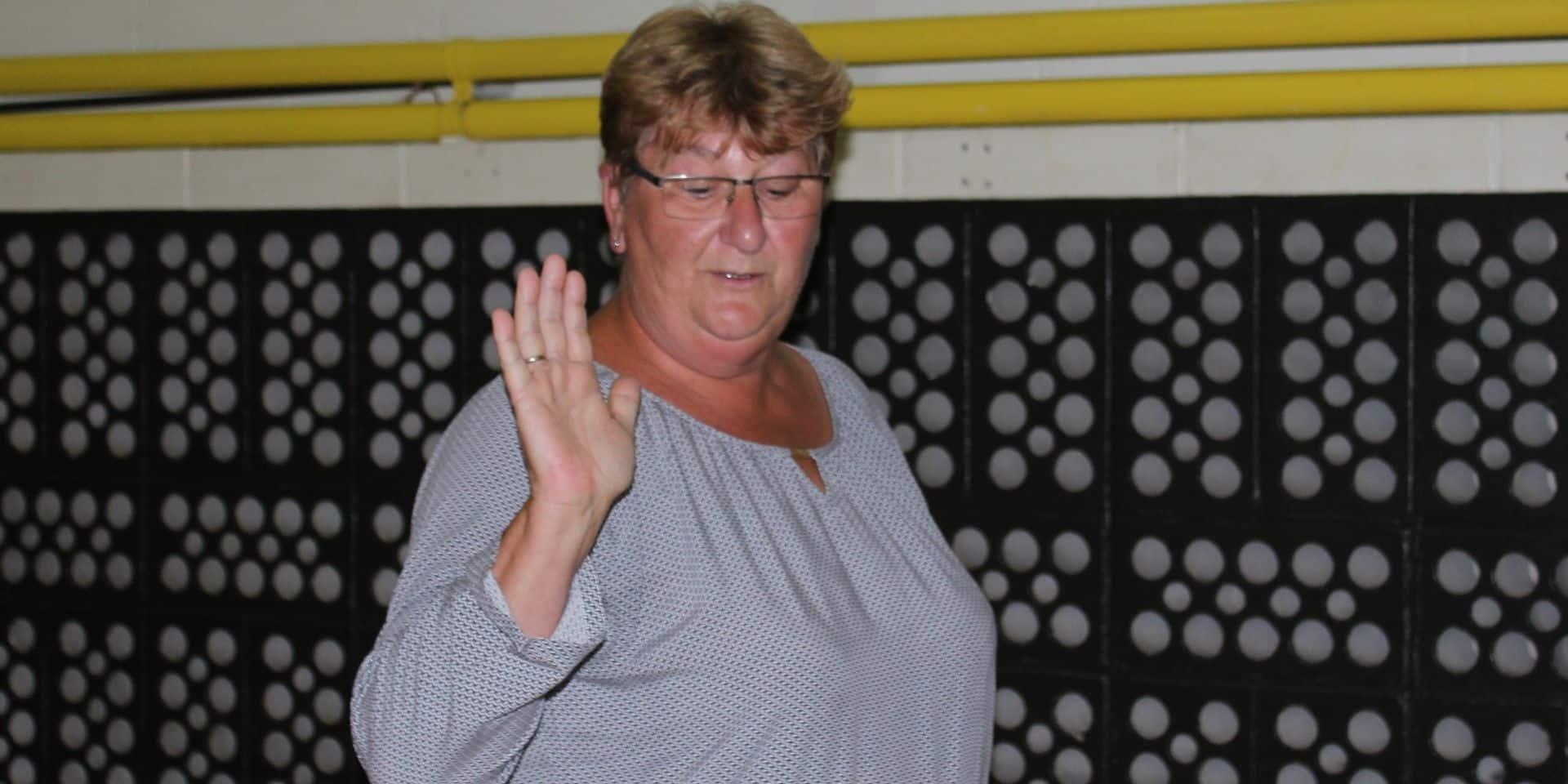 Gouvy : Edith Thilmany, conseillère communale