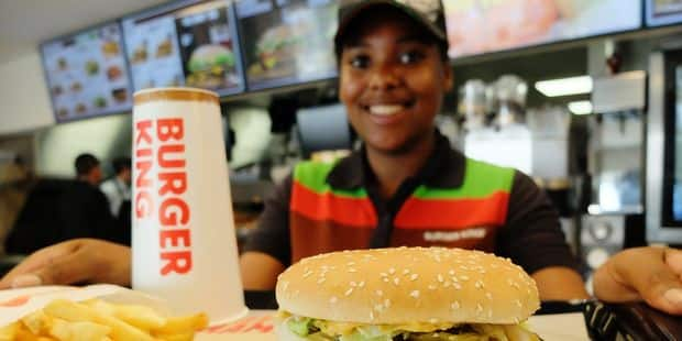 Burger King débarque à Mons-Borinage - La DH