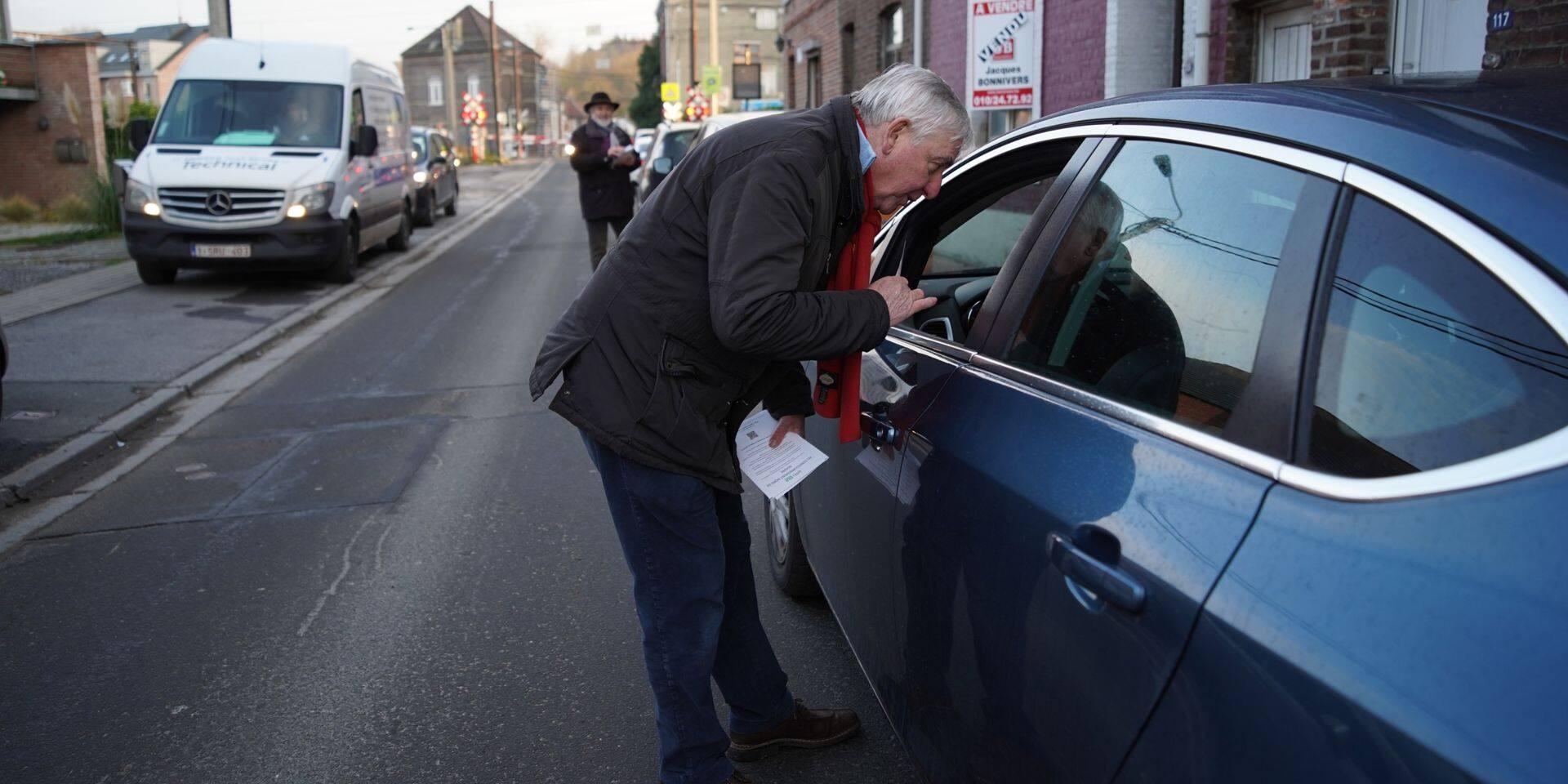 """Mobilisés pour le contournement Nord de Wavre : """"Nos routes ne sont pas adaptées à un tel trafic"""""""