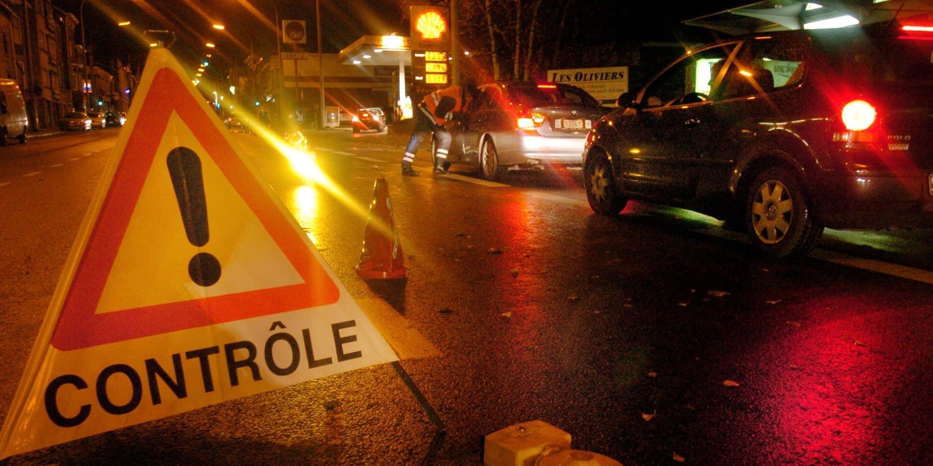 Contrôle nocturne pour la zone de police du Tournaisis