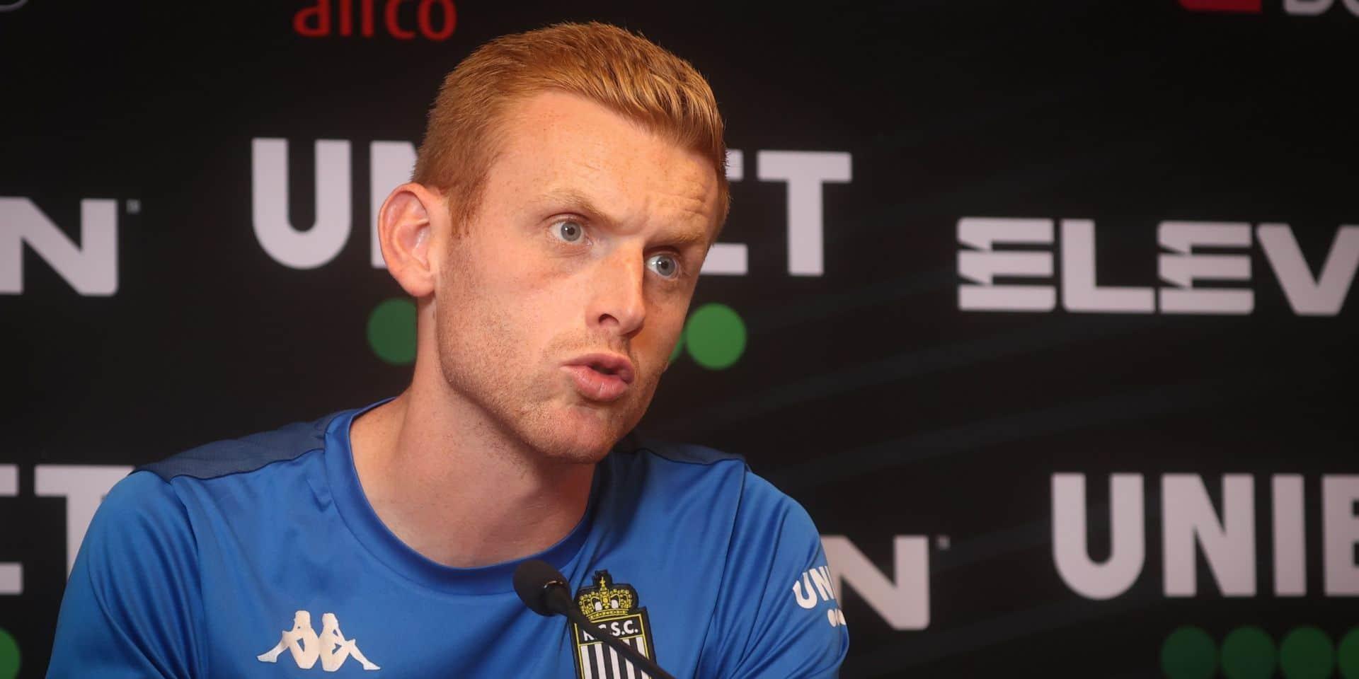 """Sous pression, Charleroi doit se relancer à Courtrai: """"L'idée est de transformer notre possession"""""""