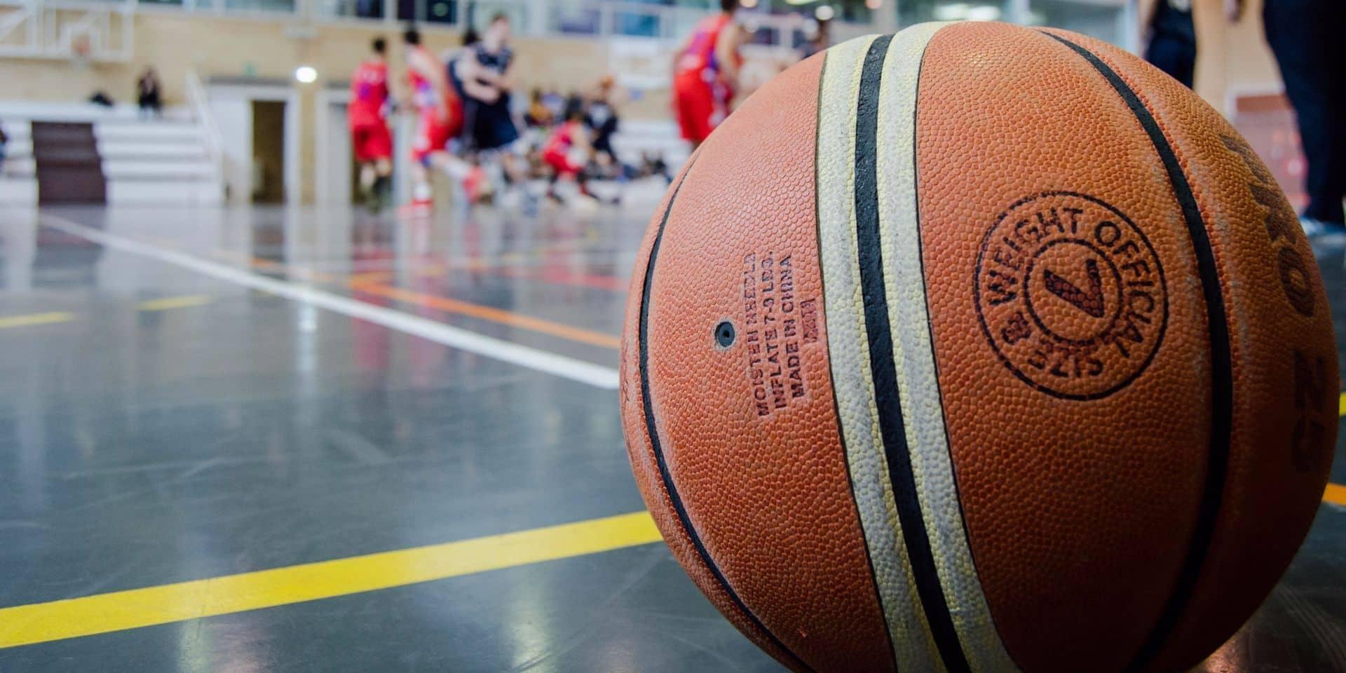 Basket-ball (Coupe de Belgique): les dames de Ciney en huitièmes de finale