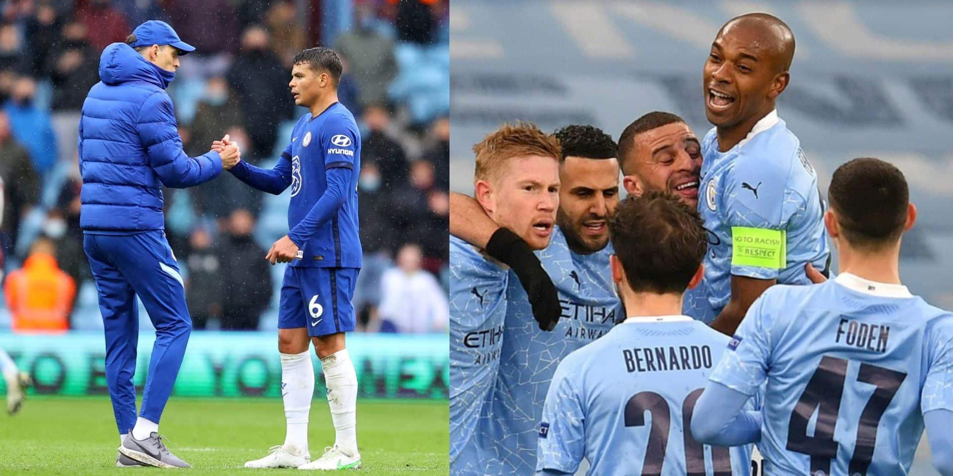 Manchester City touche son rêve, Tuchel et Silva veulent leur revanche