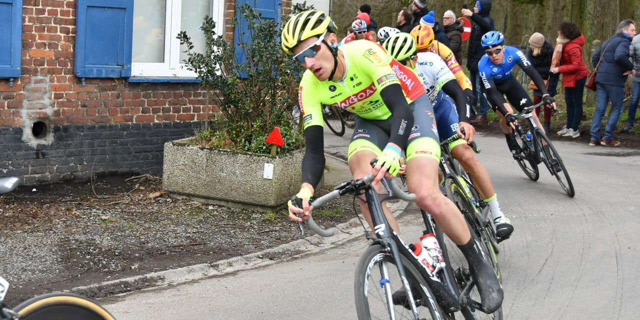 Cyclisme : Top 10 pour Tom Wirtgen en France