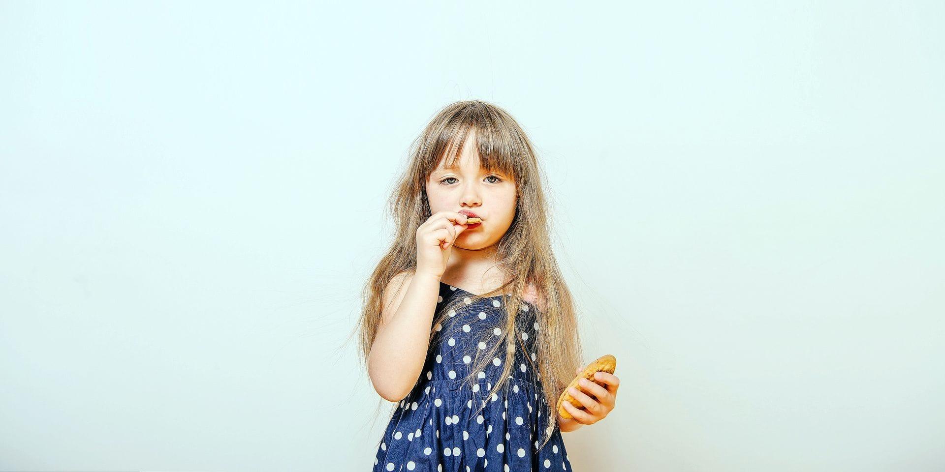 Collations pour les enfants: le royaume de la malbouffe !