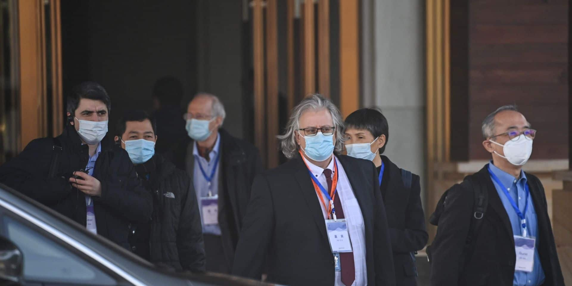 """Les experts de l'OMS enfin sur le terrain à Wuhan: """"Ils s'entretiendront avec les premiers intervenants (contre la maladie) et certains des premiers malades"""""""