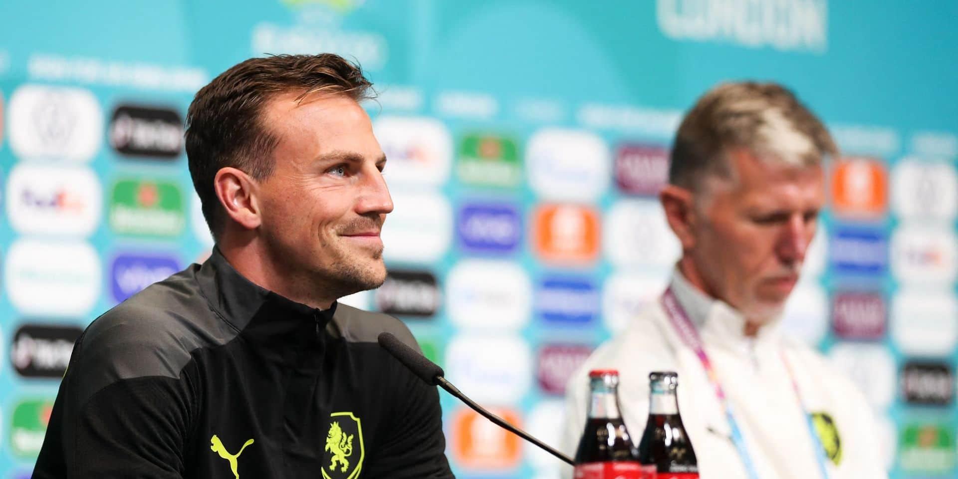 Le capitaine tchèque Darida annonce sa retraite internationale
