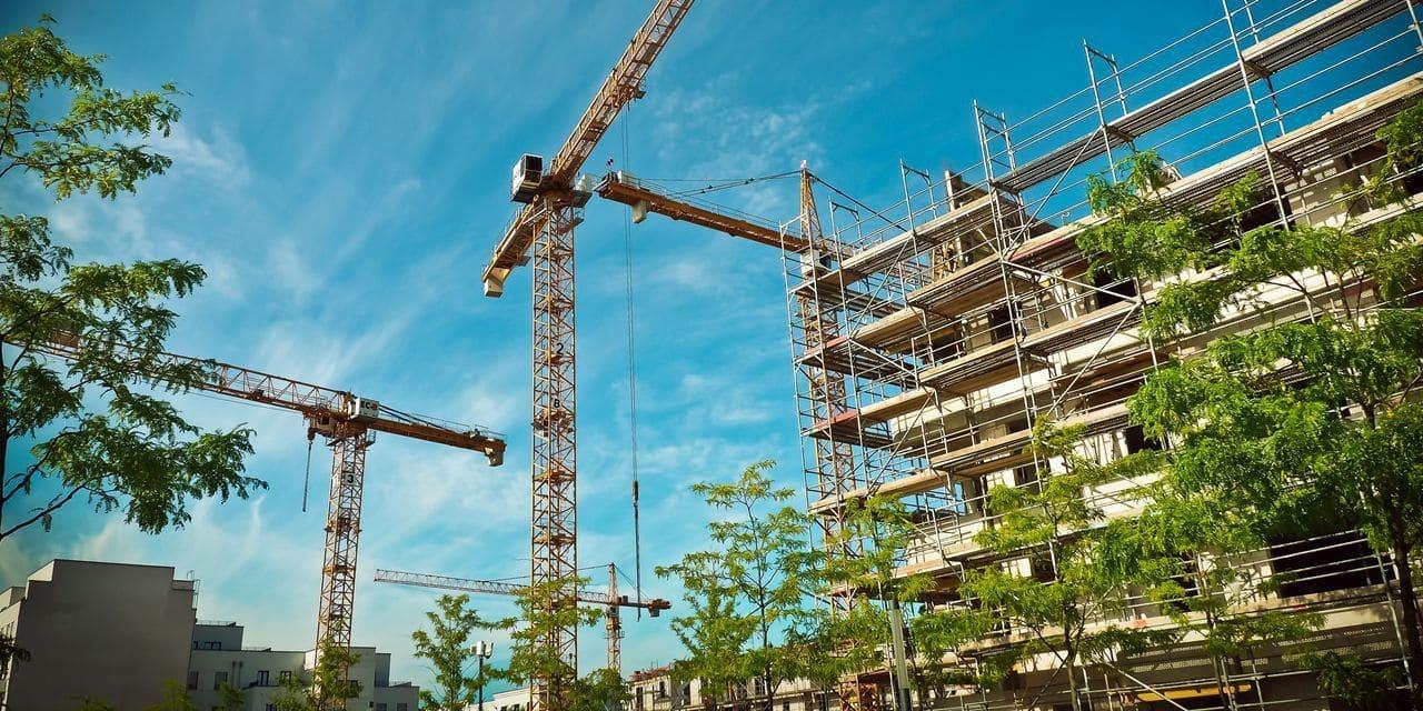 Liège : Pas de congés pour le secteur du bâtiment !